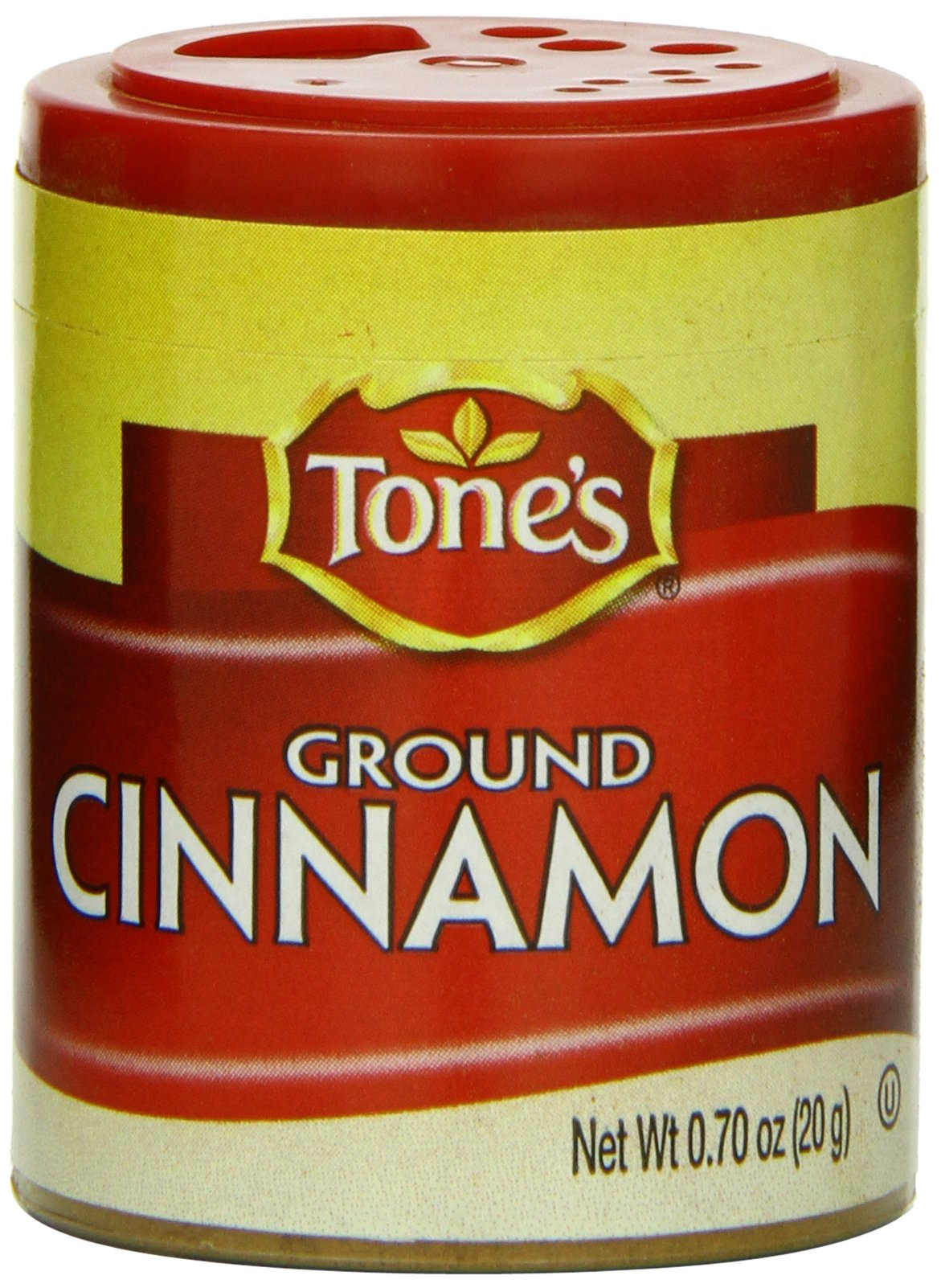 Tone's Mini's Cinnamon, Ground, 0.70 Ounce (Pack of 6)
