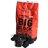 Kamado Joe KJ-CHAR Big Block XL Lump Charcoal, 20 lbs, Black