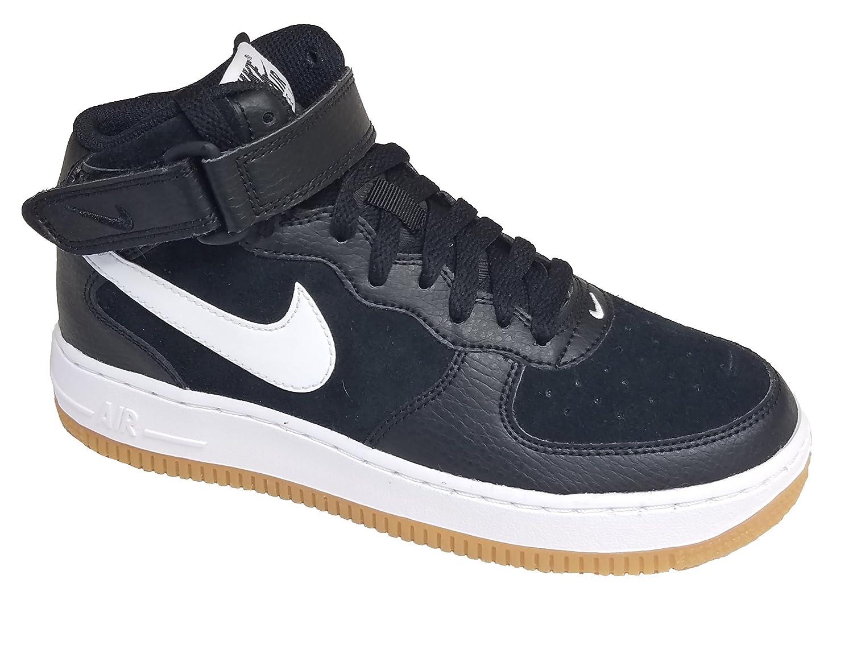 | Air Force 1 Mid 314195 035 black whgum | Sneakers