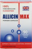 Allicinmax SGK 100 Percent Pure Capsules Pack of 90