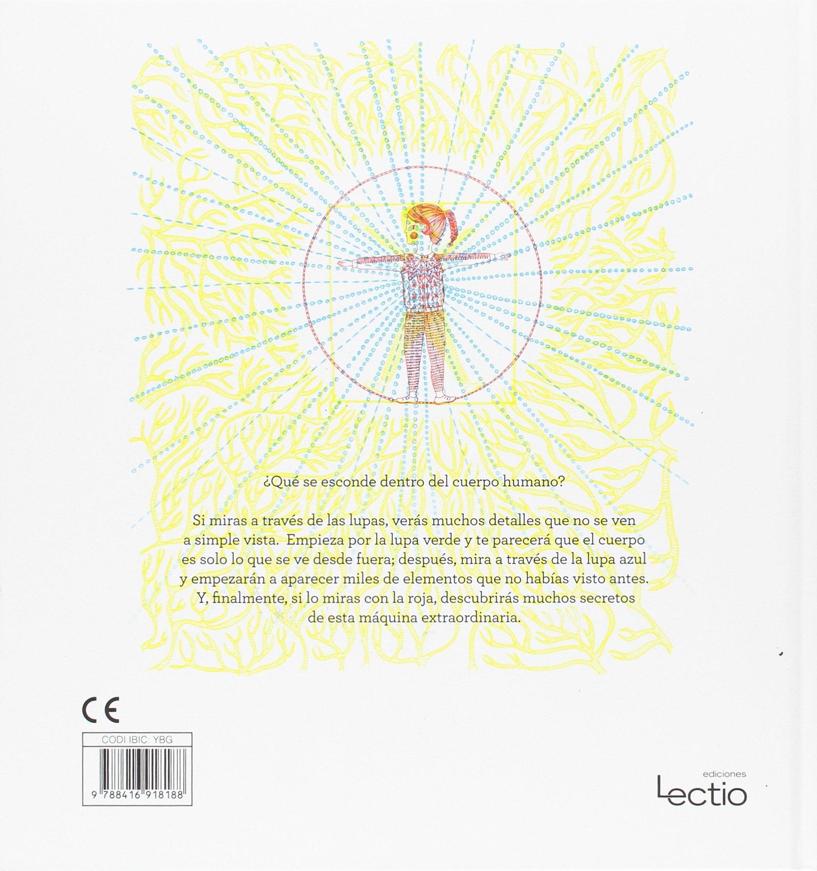 que Se Esconde Dentro del Cuerpo Humano?: Amazon.co.uk: Aina Bestard ...