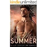 One More Summer: A Hurt Comfort MM Romance (Loving Again Book 3)