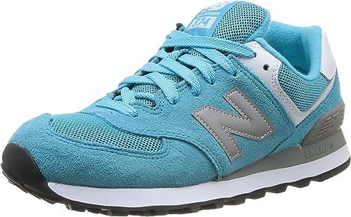 New Balance WL574 B - Zapatillas para mujer: Amazon.es: Zapatos ...