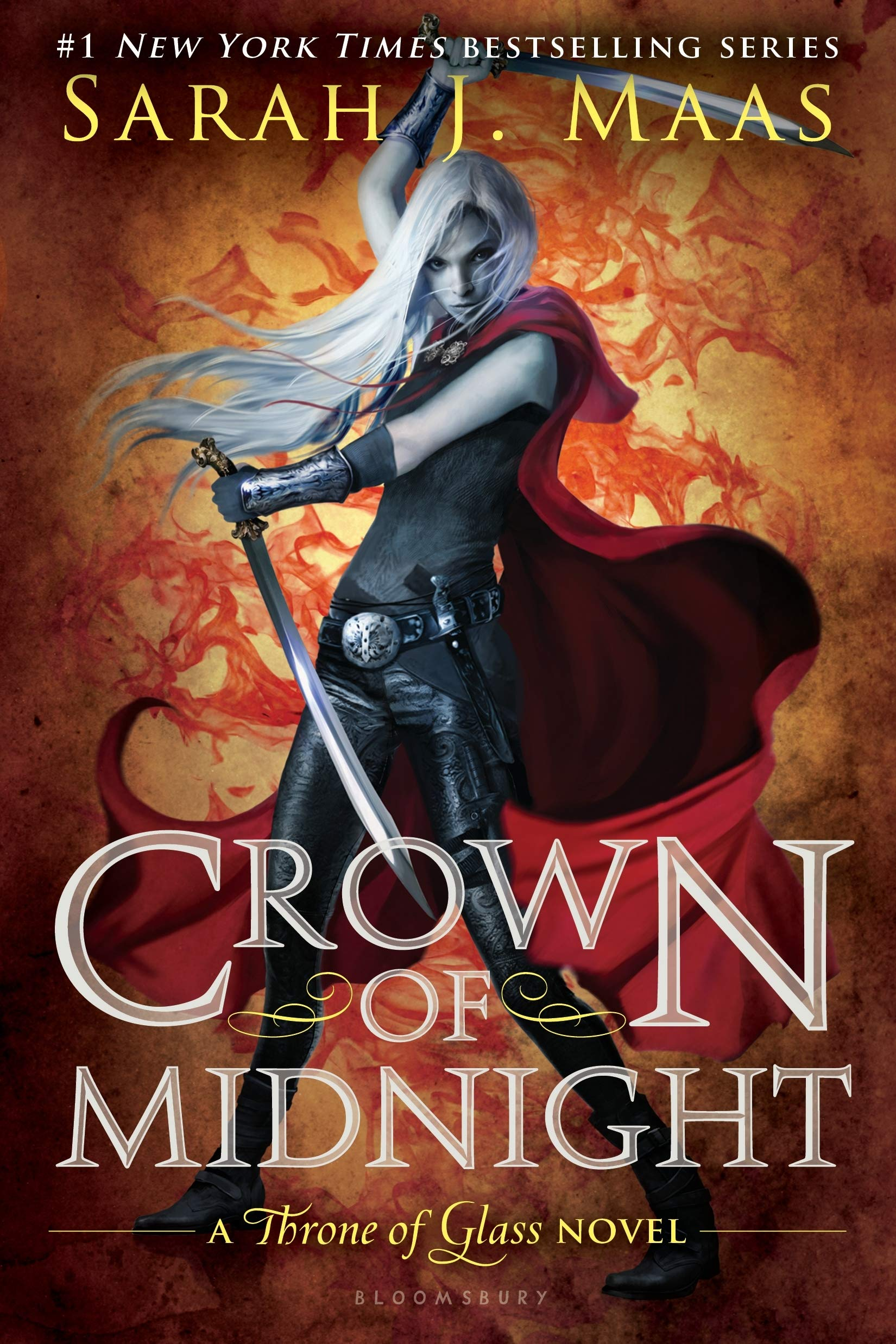 Amazon.com: Crown of Midnight (Throne of Glass) (9781619630642 ...