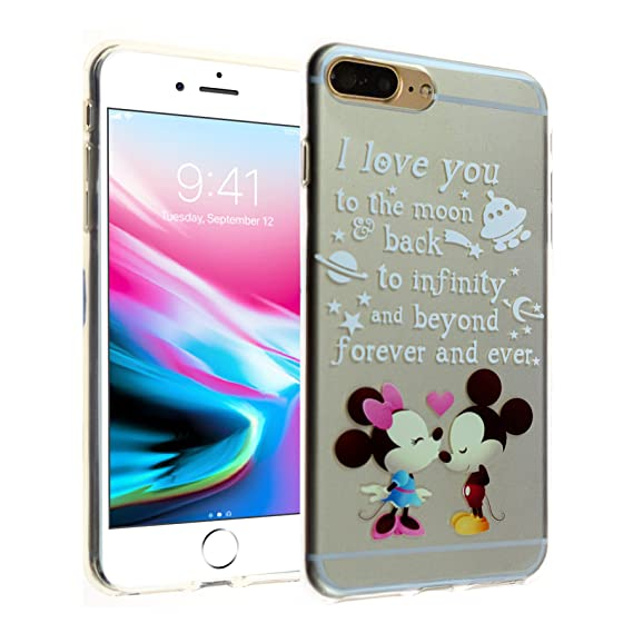disney 8 plus iphone case