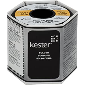 Kester Rosin Core Solder 63/37 for Soldering Iron Station