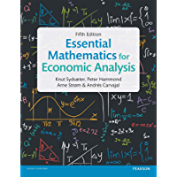 Essential Mathematics for Economic Analysis (Law Express)