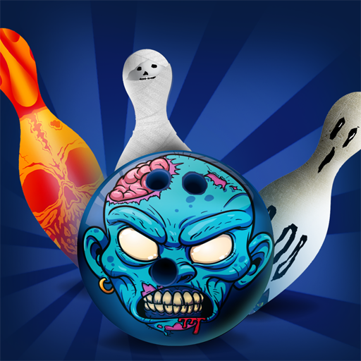 Infinite Bowling Halloween : The scary sport championship Pin League Alley - Free -
