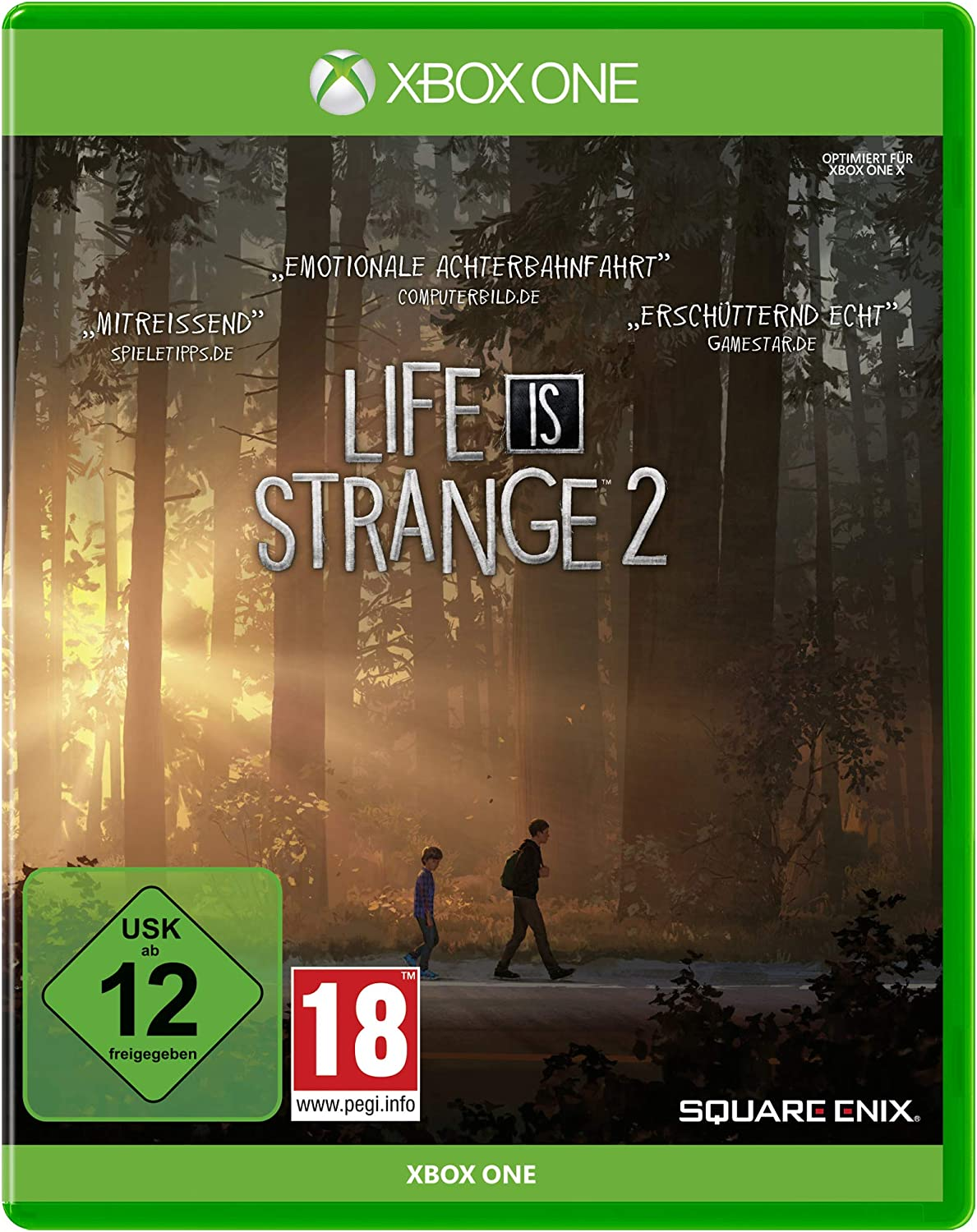 Life is Strange 2 [Xbox One] [Importacion Alemania]: Amazon.es: Videojuegos