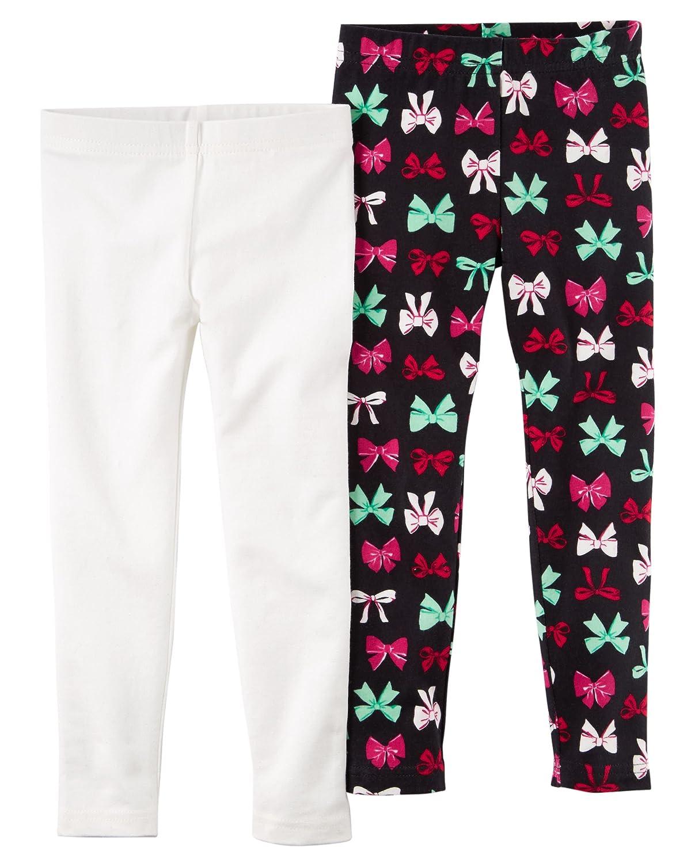Carter's Baby Girls' 2-Pack Pants Carter's