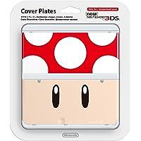 Nintendo - Cubierta Toad, Color Rojo (New Nintendo
