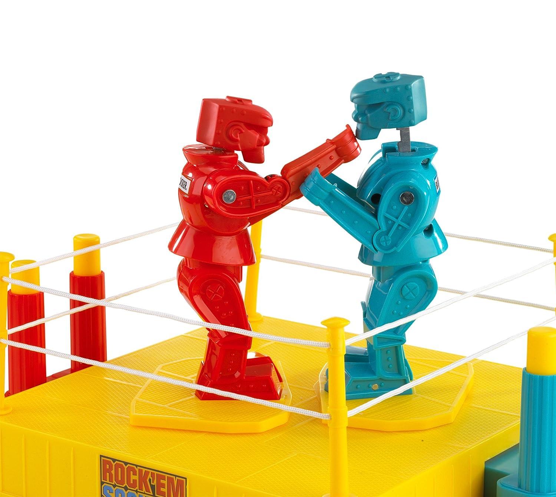Amazon Rock em Sock em Robots Game Toys & Games