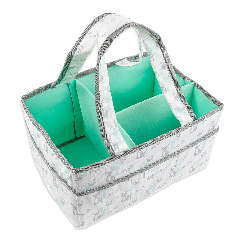 Amazon.com: Organizador de pañales de lujo con ...