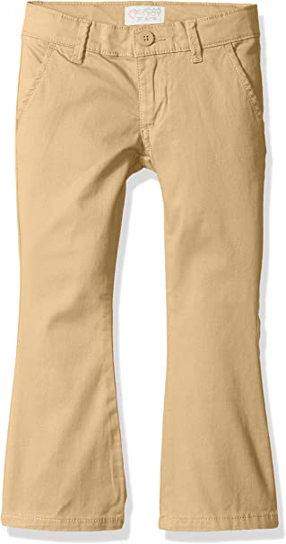 The Childrens Place Girls U SLM Boot Pant