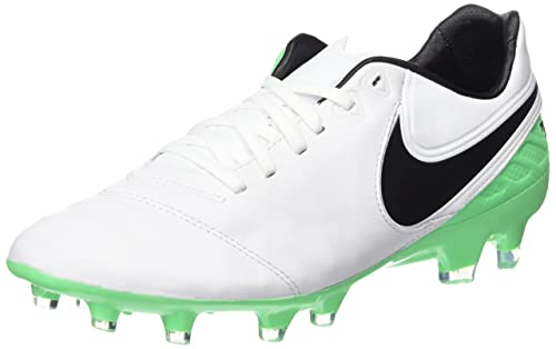 4fa31b0042c Nike Tiempo Legacy II FG Mens Football Boots 819218 Soccer Cleats (UK 7.5  US 8.5
