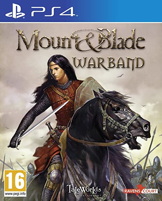 Amazon Com Mount And Blade Warband Playstation 4 Ps4 Video Games