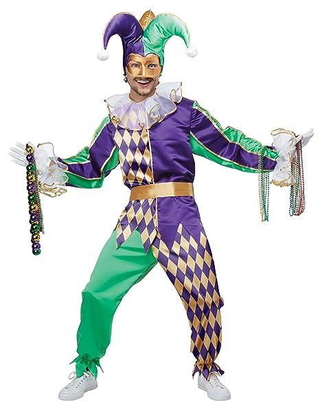 Amazon.com: Disfraces de California Mardi Gras Renaissance ...