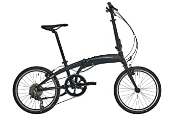 Ortler London Race Elite - Bicicletas Plegables - Negro 2018