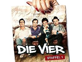 Die Vier - Staffel 1