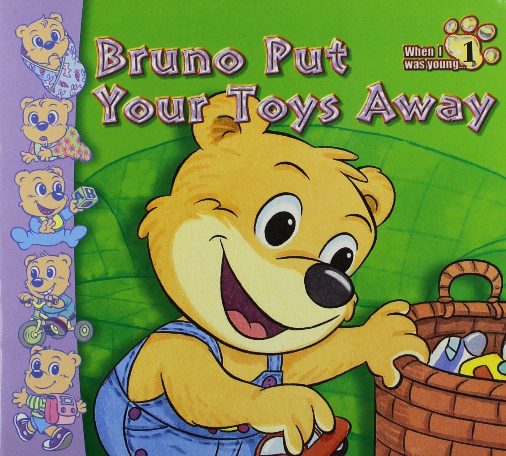Bruno Put Your Toys Away pdf epub