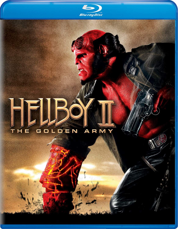 Hellboy Ii: The Golden Army Edizione: Stati Uniti Italia Blu ...