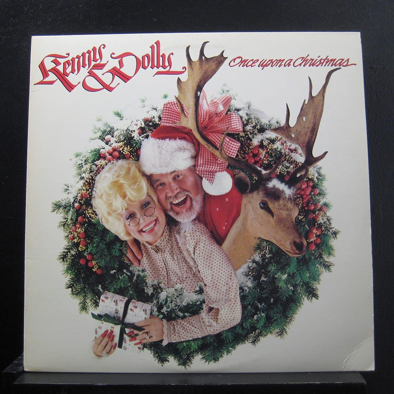 Kenny & Dolly - Kenny Rogers & Dolly Parton - Once upon a Christmas ...