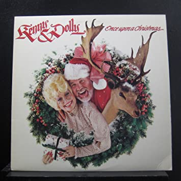 Kenny And Dolly Christmas.Kenny Rogers Dolly Parton Once Upon A Christmas Rca 15307