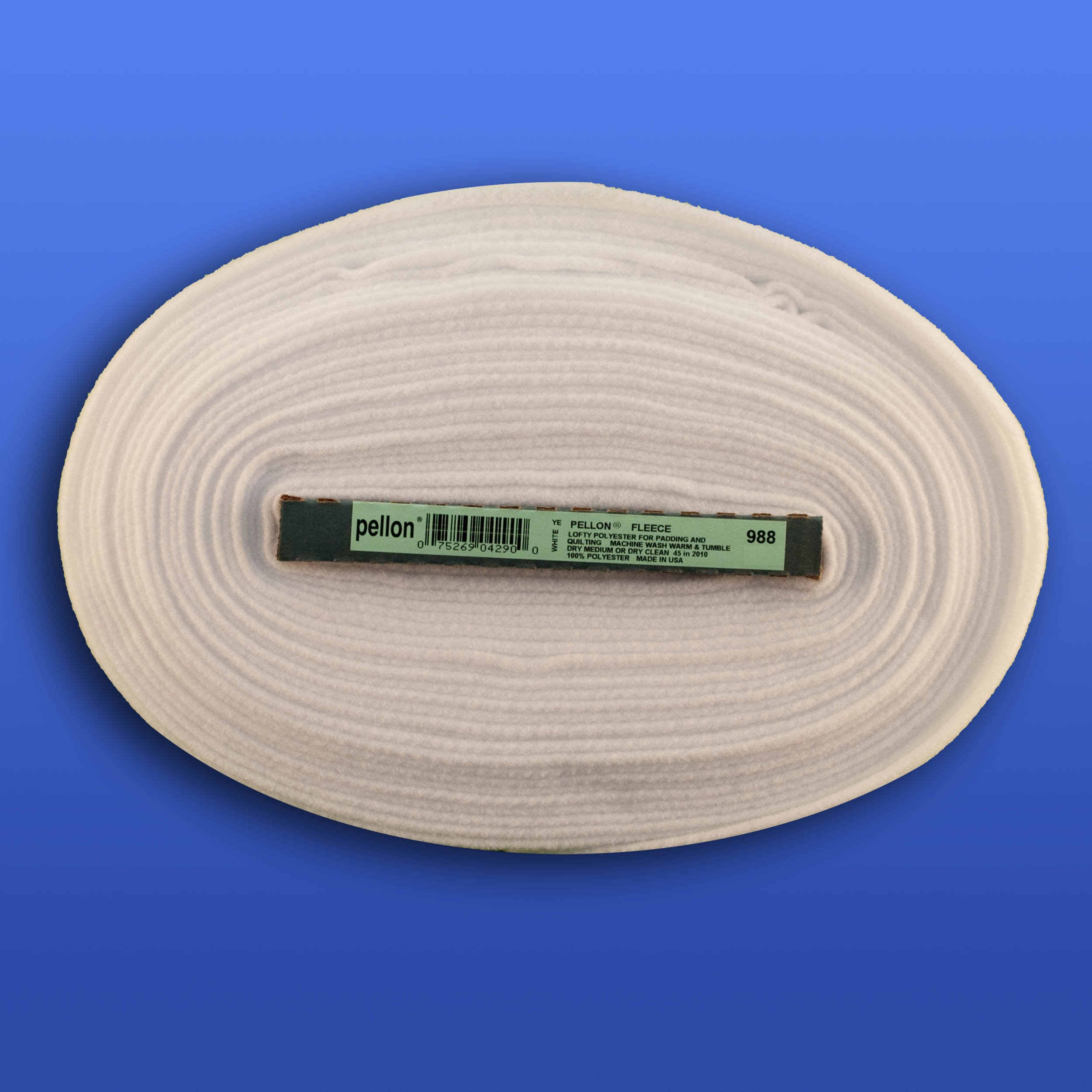 Pellon Sew-in Fleece 44'' X20yds-White by Pellon
