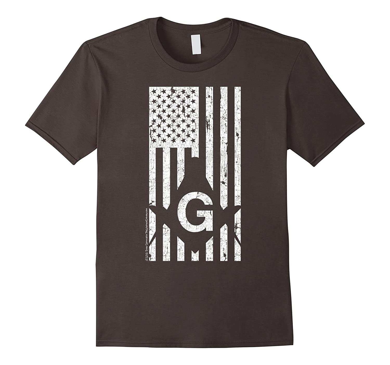 Men s god and country freemasonry masonic t shirt us flag for Mason s men s shirts