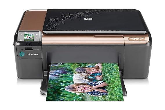 HP Photosmart C4795 All-in-One Print/Scan/Copy - Impresora ...