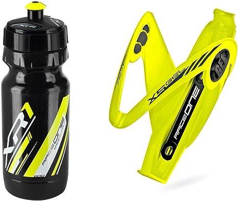 Raceone matt X3 RACE Portaborraccia per Bicicletta Ideale per Bici Race