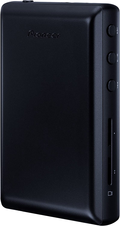 Blue Digital Audio Player L High-Res Audio, 16 GB Memory, Dual microSD Card Slot, 15 Hour Playback, Wifi, Bluetooth, Streaming Pioneer XDP-02U