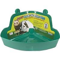 Ware Manufacturing Plastic Jumbo Lock-N-Litter Pan for Bigger Pets, Colors May Vary