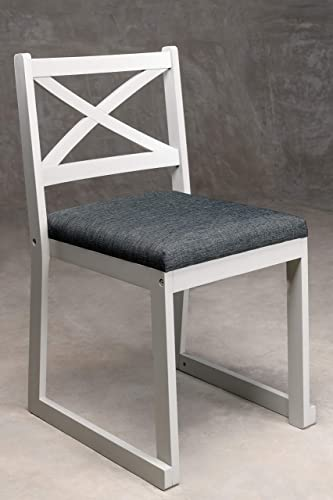 STACKERS Cross Back Dining Chair