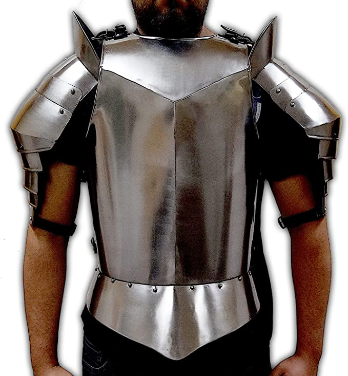 Amazon.com: itdc Recreation Armour Medieval – pectoral ...