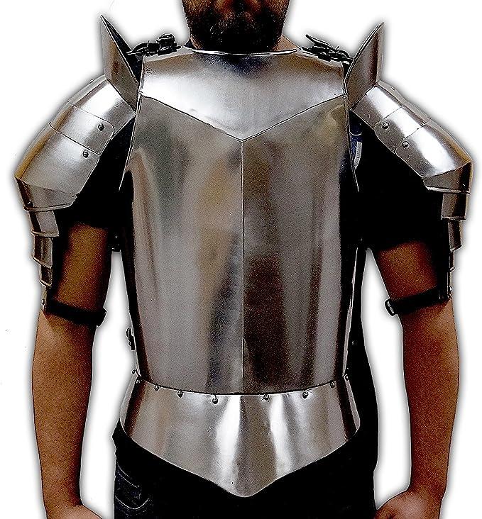Amazon.com: itdc Recreation Armour Medieval – pectoral ...