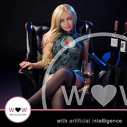 Amazon.com: Muñeca sexual Hanna – Inteligencia artificial de ...