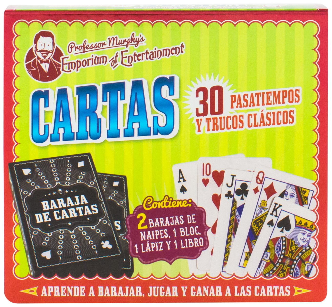 Professor Murphys Cartas (Spanish Edition): Parragon Books ...