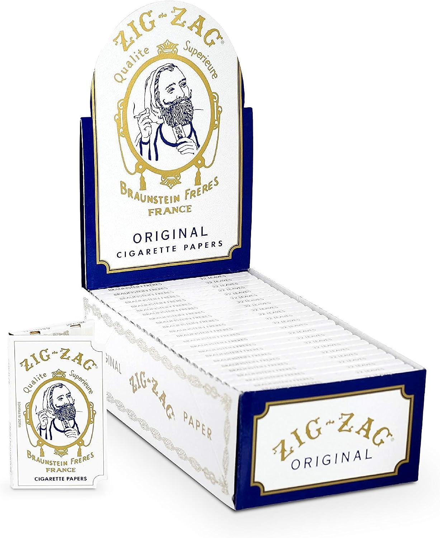 Zig Zag Original White Rolling Paper