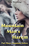 Mountain Man's Harem: Part Three: Mountain Wolves (A Taboo Western Harem Fantasy)