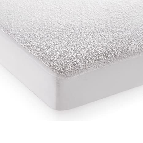 Story Home Water Resistant 1 Cotton 78 X 60 Inch Mattress S Guard