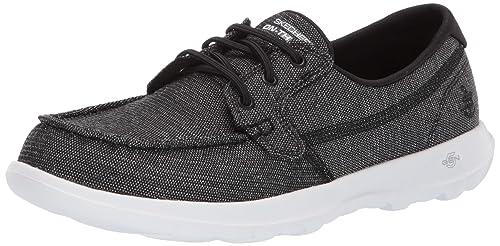 1e7d772ce979 Skechers Womens Go Walk Lite - 16422 Boat Shoe  Amazon.ca  Shoes ...