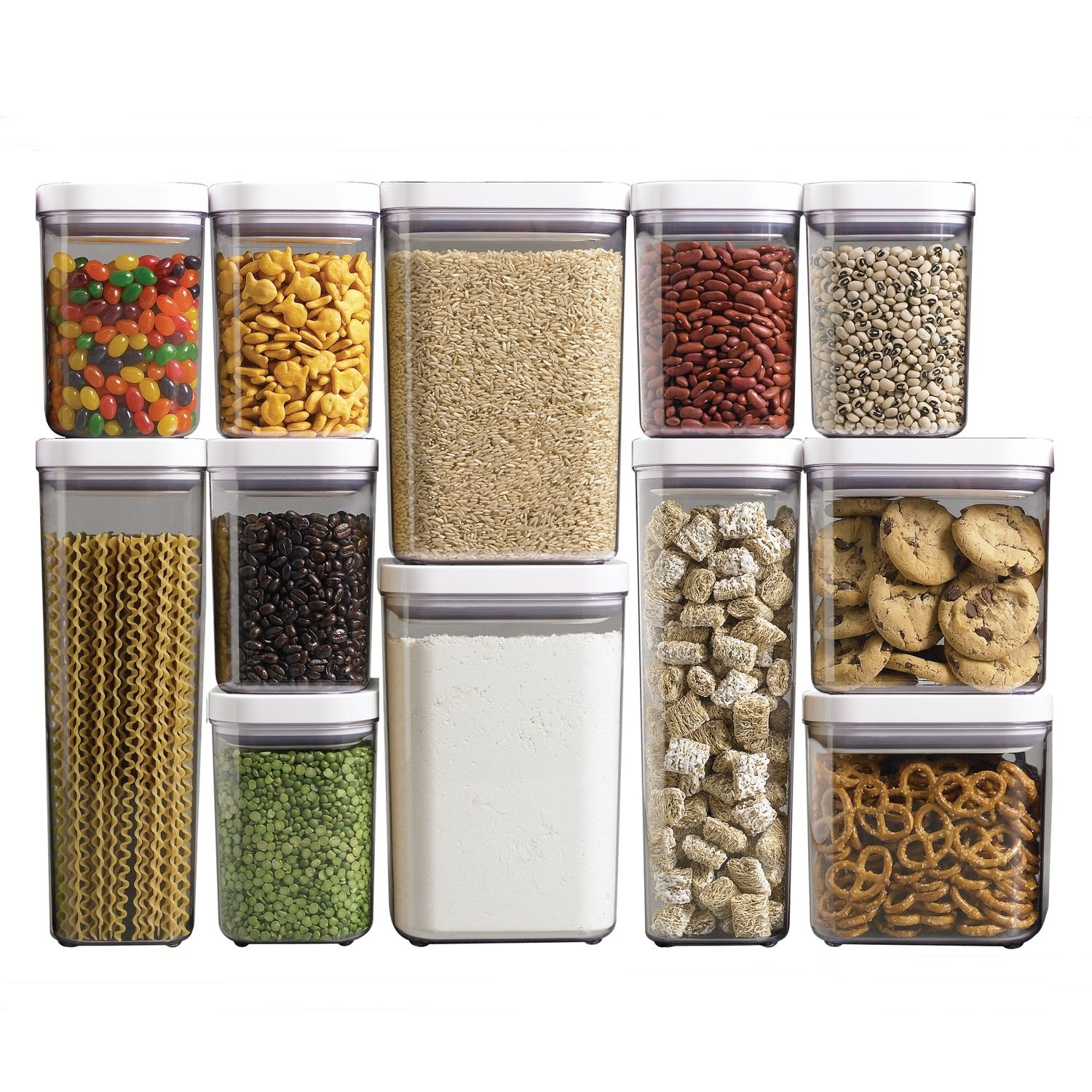OXO Softworks Container Set (12 piece). by OXO