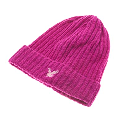 9bc422a050510 Lyle   Scott Heritage 80% Wool 20% Polymide Beanie Hat with Turnup ...