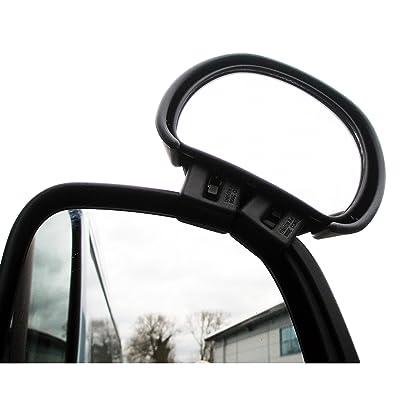 Dometic DM-3100 Milenco Aero3 Blind Spot Mirror: Automotive