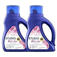 2-Count Tide Studio Liquid Laundry Detergent 40oz Deals