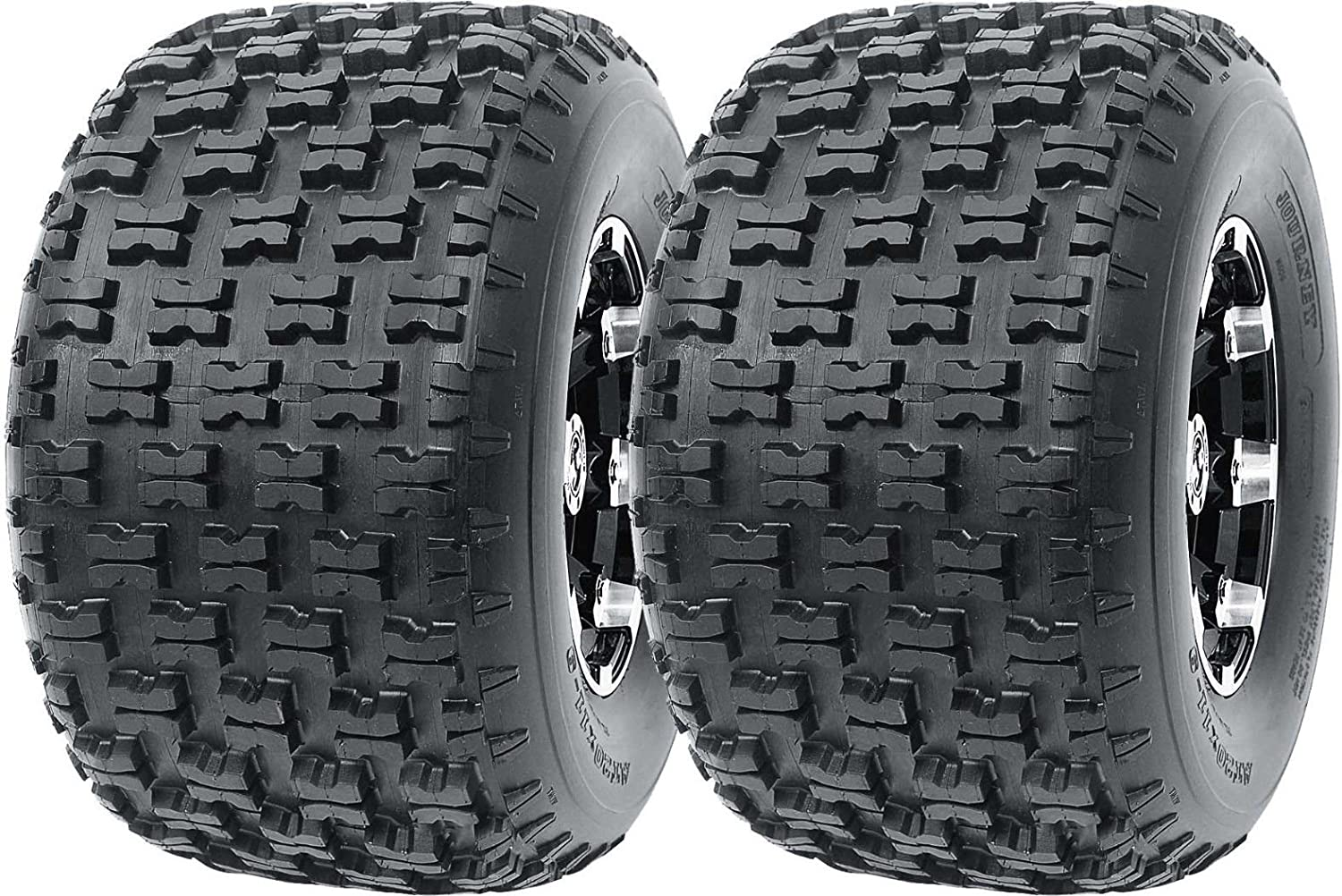 Pair of 2 20X10-9 Sport ATV Tires 20x10x9 20-10-9