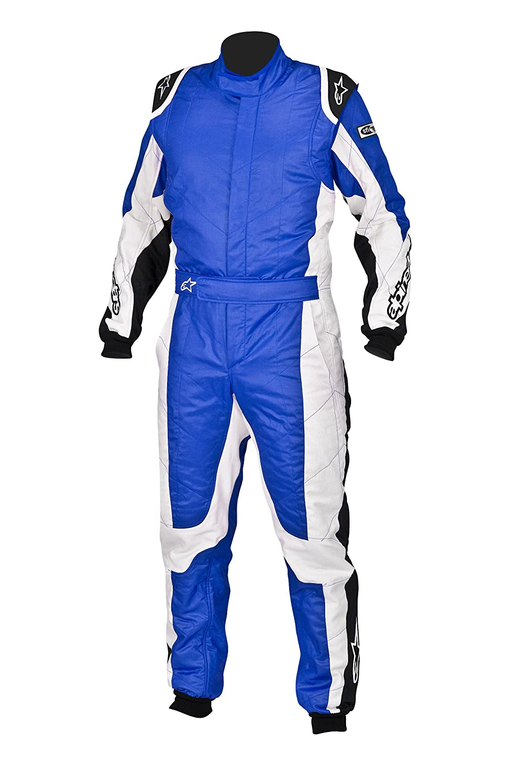 Alpinestars 3354113-72-48 Blue//White Size-48 GP Tech Suit