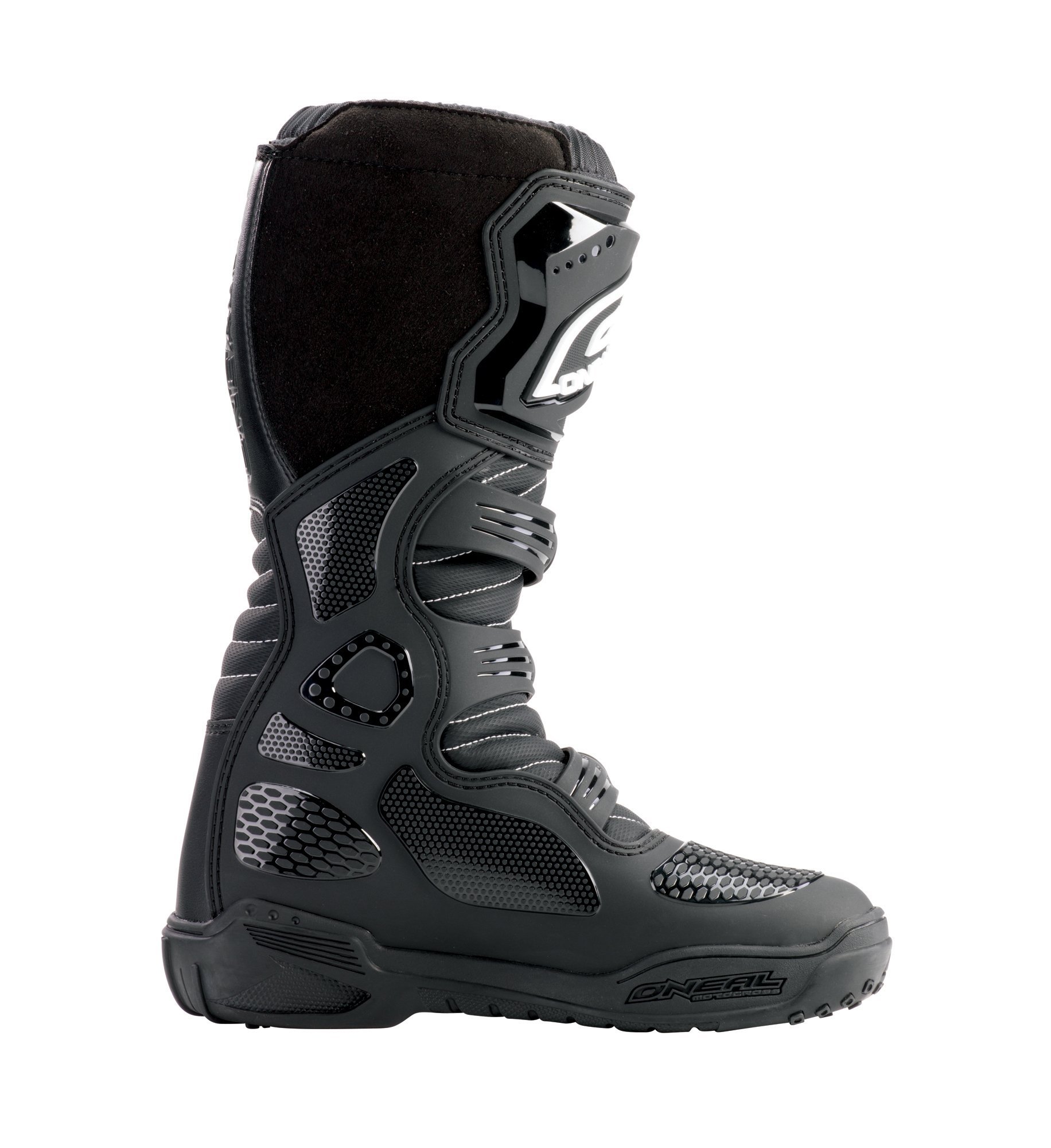 O'Neal Men's Element Boots (Black, Size 15) by O'Neal (Image #7)