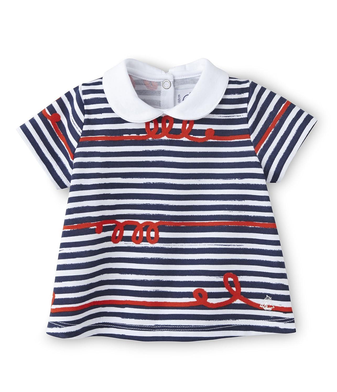Petit Bateau Baby - Mädchen Bluse Blouse